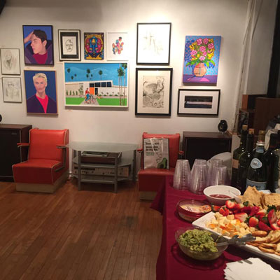 Morpho Gallery Chicago - Gallery Image