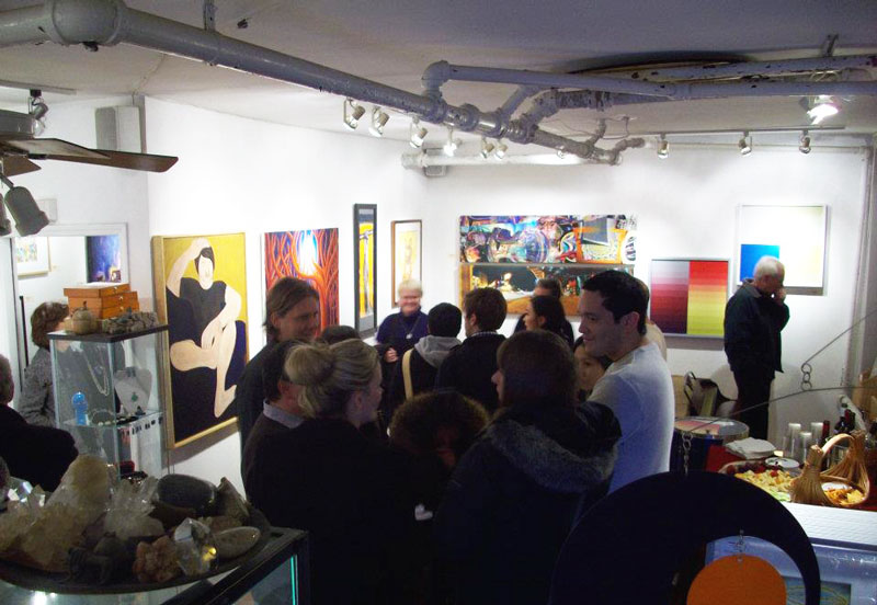 Morpho Gallery Chicago - Image Special Events 1