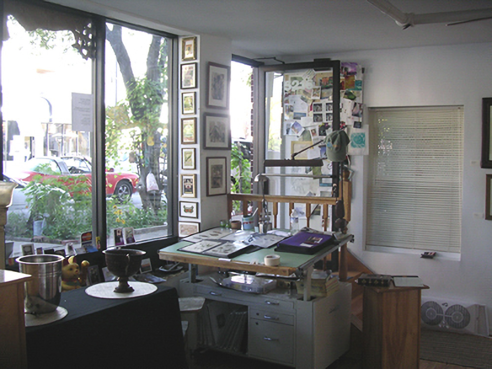 Morpho Gallery Art and Records, Chicago, IL